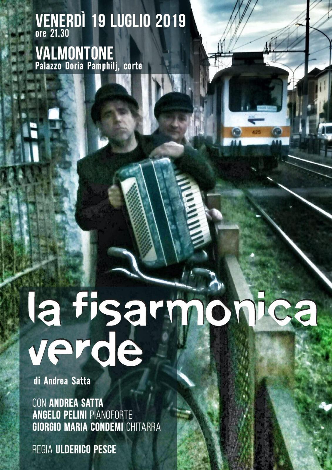 La Fisarmonica Verde