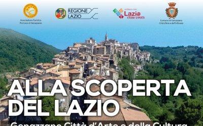Alla scoperta del Lazio - Programma Genazzano
