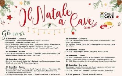 Il Natale a Cave