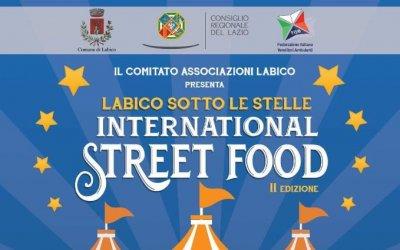Labico sotto le stelle - International Street Food