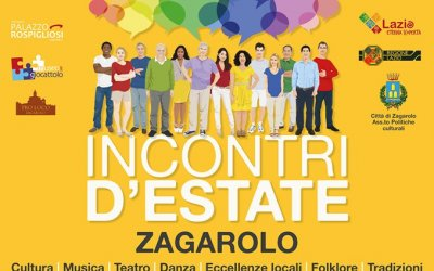 Incontri d'Estate - Zagarolo