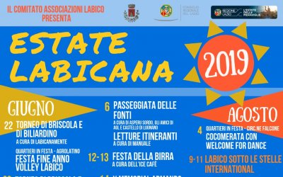 Estate Labicana 2019