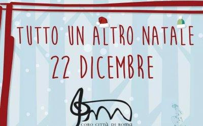 Concerto di Natale, Coro Città di Roma
