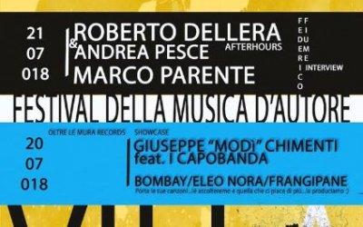 Villa Giuliani Fest 2 / Festival della musica d'autore