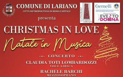 Christmas in love, Natale in Musica
