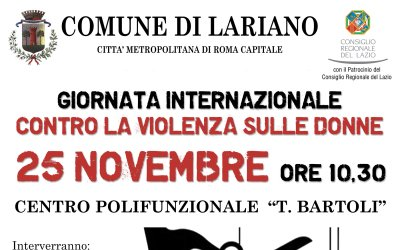 Giornata internazionale contro la violenza sulle donne