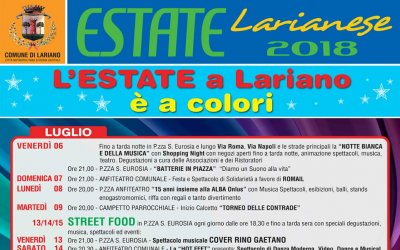 Estate Larianese 2018