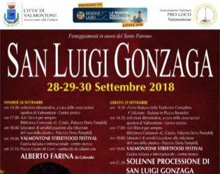 Festa del Patrono San Luigi Gonzaga