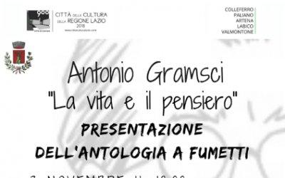 La vita di Gramsci a fumetti